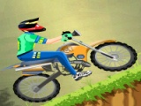flash игра Super Bike Ride