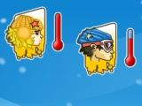 flash игра Snow Fort Blitz