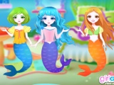 Mermaid Kingdom Sweet Home
