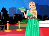 Barbie on the Red Carpet