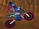 flash игра Transformers Desert Racing