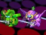 flash игра Fruity Robo Battle