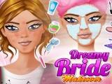 flash игра Dreamy Bride Makeover