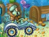 Spogebob tractor