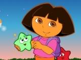 Dora The Explorer - Star Catching