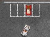 Old car parkin