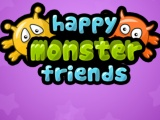 Happy Monster Friends