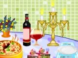 Romantična večerja