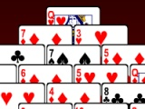 flash игра Pyramid Solitaire
