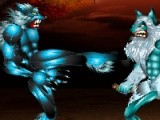 WereWars fight