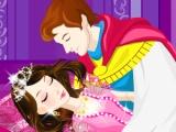 Sleeping princess love