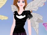 Tina fėja mergaitė puošniai apsirengti
