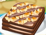 Kaas Chocolate Square Cake
