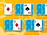 Solitaire Ace of Spades IV
