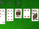 flash игра Solitaire Busy Aces