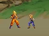 flash игра Dragon Ball Z