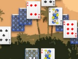 flash игра Ancient Persia Solitaire