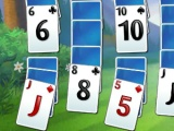 flash игра Fairway Solitaire