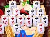 flash игра Solitaire Snow White