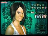 Rihanna Makeup Game