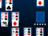 flash игра Solitaire Black Hole