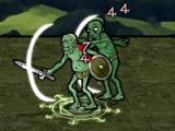 flash игра Zombie Knight