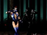 flash игра Mortal Kombat Karnage