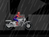 flash игра Spider-Man City Drive