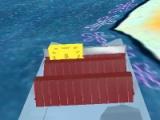 SpongeBob Boat Race