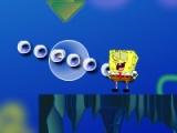 Spongebob Eating Hamburger