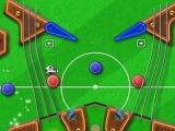 flash игра Pinball Football