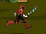 flash игра Power Rangers Samurai Final Battle