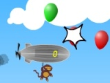 flash игра Hot Air Bloon