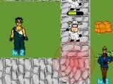 flash игра Farm TD