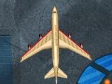 flash игра Boeing 747 Parking