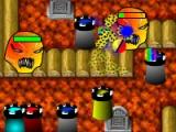 flash игра Dangerous Killer Tower Attack