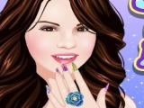 Selena Gomez manikyyri