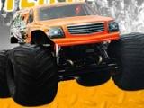 3D Urban Kamion