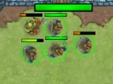 flash игра Battle Stance