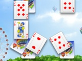 flash игра Solitaire Card Atrraction
