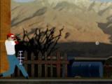 flash игра Zombie Baseball