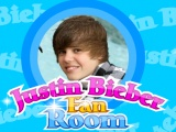 Justin Bieber Fan Room