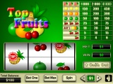 flash игра Top Fruits Slots