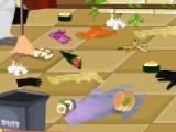 Σταθμός Sushi Clean Up