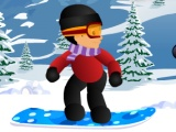 flash игра Freestyle Snowboarding