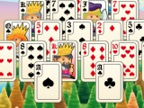 flash игра Solitaire Tower