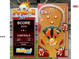 flash игра Soccer Pinball