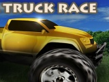 flash игра Farm Truck Race