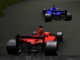 flash игра 3D F1 Racing