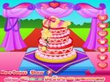 Decoration Wedding Cake